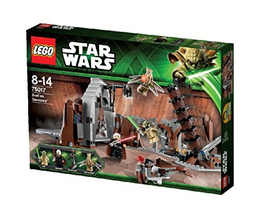 LEGO® Star Wars™ Duel on Geonosis with Jedi Minifigures and Lightsabers | 75017