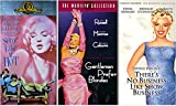 Marilyn Monroe VHS 3 Movie Lot: Some Like it Hot, Gentlemen Prefer Blondes & There's No Business Like Show Business