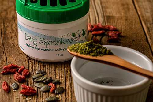 DOG SPRINKLES Superfood Nutritional Boost product image