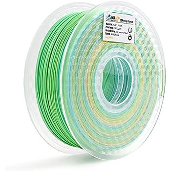 Amazon Com Wyzworks 3d Printer Filament 1 75mm Pla
