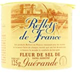 Fleur De Sel Sea Salt, Wild French Salt, All Natural Hand-Harvested Sea Salt from France - 6 Ounce