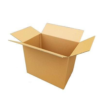 KKCF-HE Cajas De Cartón Tablero Duro 5añero Corrugado Paquete Plano Suministros De Correo Almacenamiento