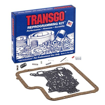 Transgo 6712 Reprogramming Kit (Gas) Heavy Duty;: Automotive