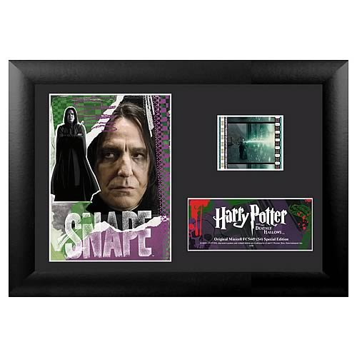 """Harry Potter and the Deathly Hallows """"Severus Snape"""" Series"""