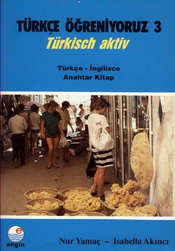Turkce Ogreniyoruz - 3 (Glossary Turkish-English): Turkish-English Glossary Book 3 (Turkish and English Edition) Mehmet Hengirmen