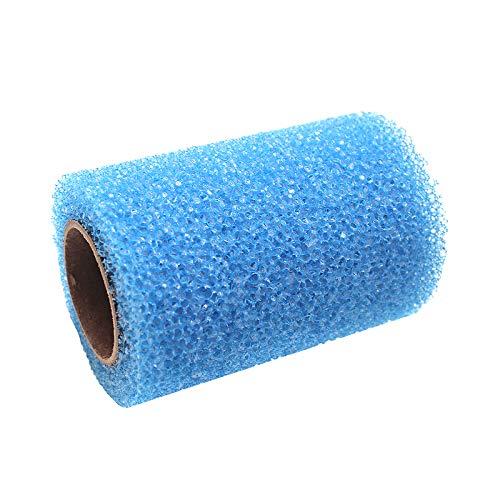(Durabak Stipple Roller Sleeve, Herculiner, Textured Bed Liner Roller for Polyurethane bedliners on Chevy, Ford, Dodge Pickup Truck Beds, Boats, Aluminum, Fiberglass, Textured Finish (4 inch))