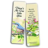 Memory Verse About Greatness of God Bookmarks