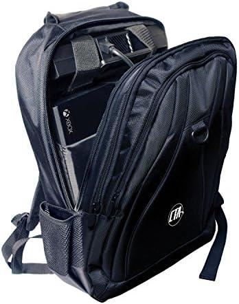 CTA Digital Universal Gaming Backpack for PS4/XBOX ONE/KINECT/Wii U by CTA Digital: Amazon.es: Videojuegos