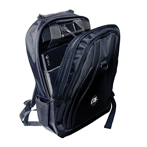 CTA Digital Universal Gaming Backpack for PS4/XBOX ONE/KINECT/Wii ()