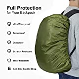 Gryps Waterproof Backpack Rain Cover with