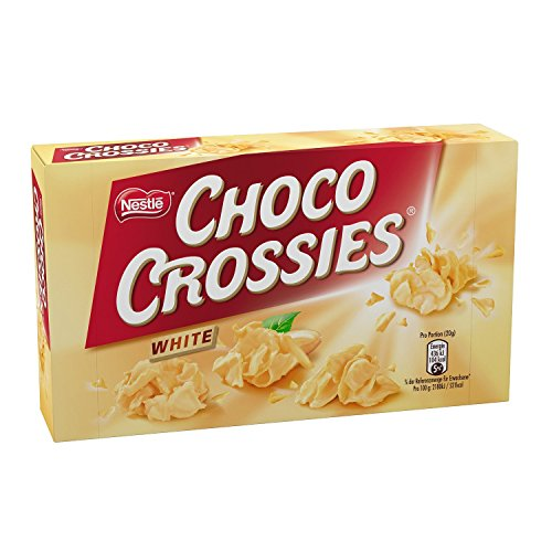 Nestlé Choco Crossies White 160g