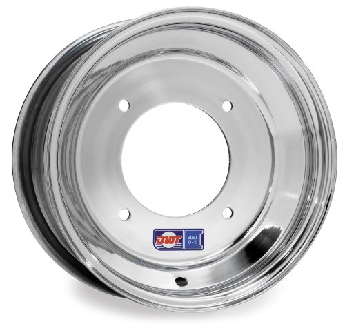 Douglas Technologies Blue Label Wheel - 10x5 - 3+2 Offset - 4/144 , Wheel Rim Size: 10x5, Bolt Pattern: 4/144, Rim Offset: 3+2, Color: Aluminum, Position: Front/Rear