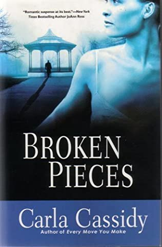 book cover of Broken Pieces