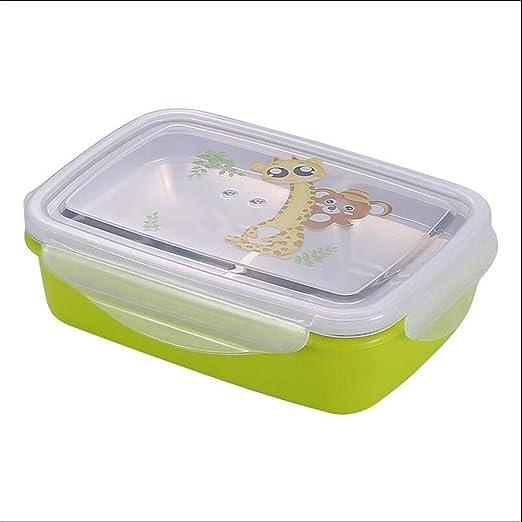 CZDZSWWW El Almuerzo envases de Vidrio Bento Box con ...