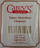 """200 Pack of 6½"""" Long Regular Super Absorbent Pipe Cleaners - 1249"""