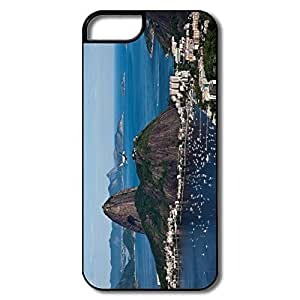 Amazing Design Rio De Janeiro Landscapes IPhone 5/5s Case For Birthday Gift