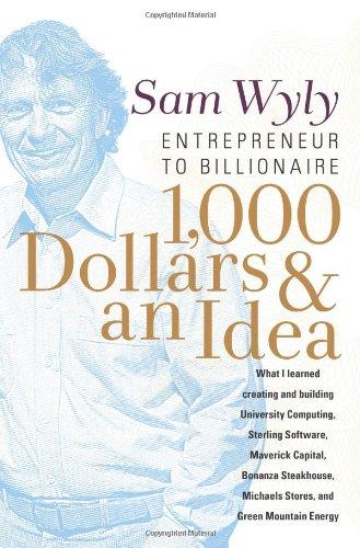 Newmarket Jacket (1,000 Dollars and an Idea: Entrepreneur to Billionaire)