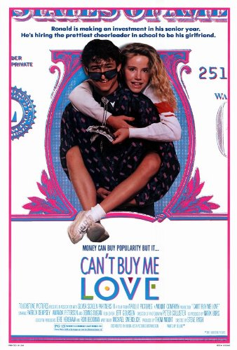 Image result for can't buy me love movie poster