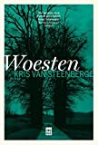 Front cover for the book Woesten by Kris Van Steenberge