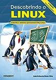 capa de Descobrindo o Linux