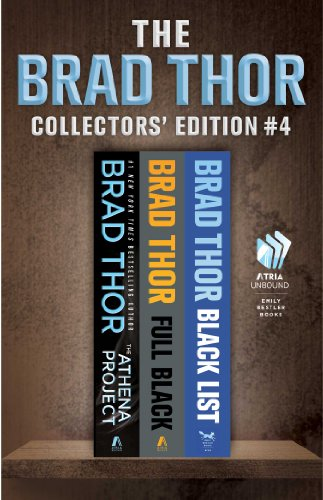 - Brad Thor Collectors' Edition #4: The Athena Project, Full Black, and Black List (The Scot Harvath Series)