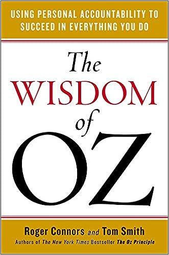 The Wisdom of Oz (Oz Series)