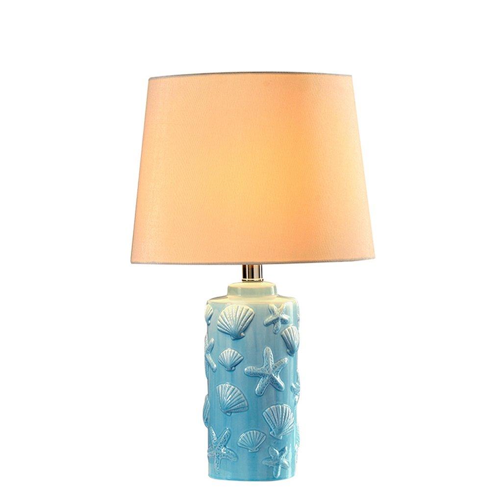 Mediterrane Keramik Tischlampe Schlafzimmer Nachttischlampe Moderne Minimalistischen Nordic Garten Kreative Lampen