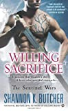 Willing Sacrifice, Shannon K. Butcher, 0451241118