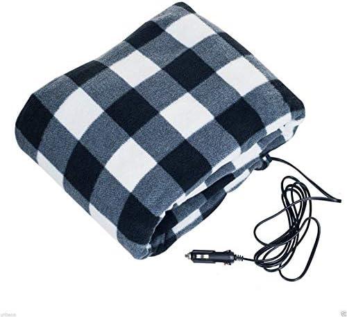 Woolala 12V Car Electric Heated Blanket