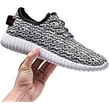 Kebinai Men's Shoes Spring and Autumn Shoes Lace Casual Sports