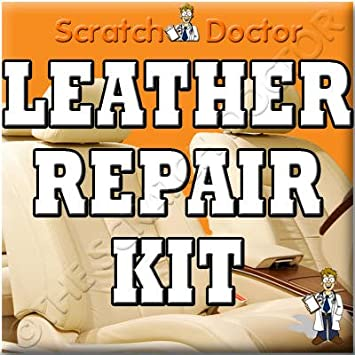 The Scratch Doctor - Kit de reparación para sillones de piel ...