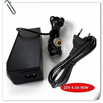 Cargador del adaptador KTC tecnología de la computación de 90 W de alimentación de CA para IBM Lenovo ThinkPad X201 X220 X220i 20V 4,5A ordenador portátil ...