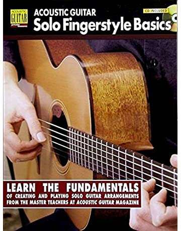 Acoustic Guitar Solo Fingerstyle Basics (Acoustic Guitar Private Lessons)