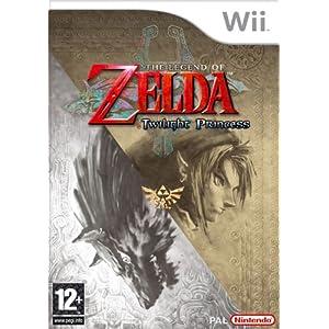 The Legend Of Zelda: Twilight Princess Wii (Nintendo Wii)