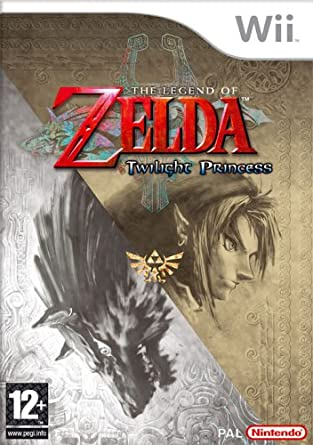 The Legend Of Zelda Twilight Princess Wii Nintendo Wii