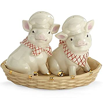 Lenox, Pig Collection at Replacements, Ltd