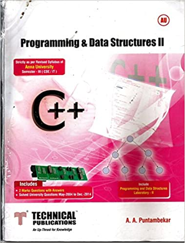 Buy programming and data structure ii anna university cse iii buy programming and data structure ii anna university cse iii sem book online at low prices in india programming and data structure ii anna fandeluxe Image collections