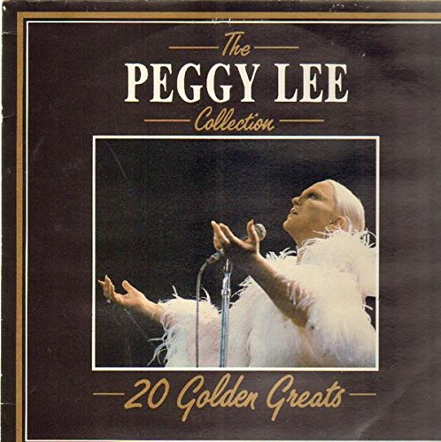 Peggy Lee - The Peggy Lee Collection 20 Golden Greats Lp Vinyl Printed In Italy - Zortam Music