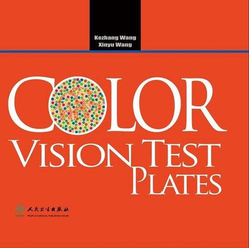 Color Vision Test Plates
