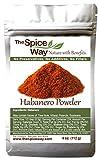 The Spice Way Premium Habanero Ground Pepper - 4 oz