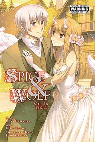 List of the Top 10 spice and wolf manga you can buy in 2019