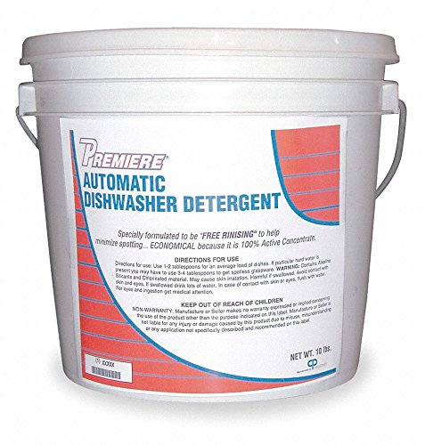 Automatic Dishwasher Detergent, 10 lb. by Premiere