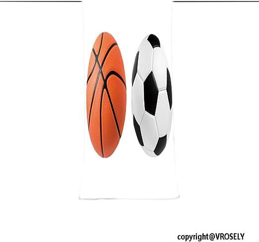 vroselv Custom toalla suave y cómodo playa towel-soccer bola y ...