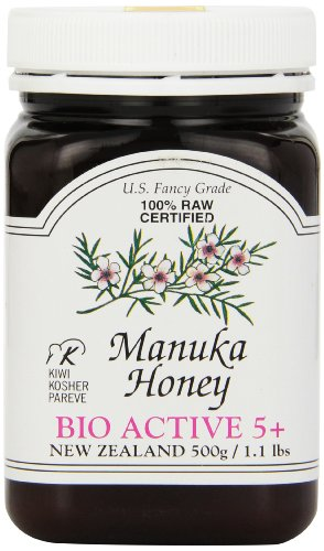 PRI Manuka Honey 5 Plus, 1.1lbs.