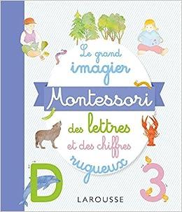 Mon Grand Imagier Montessori Amazon Fr Collectif Livres