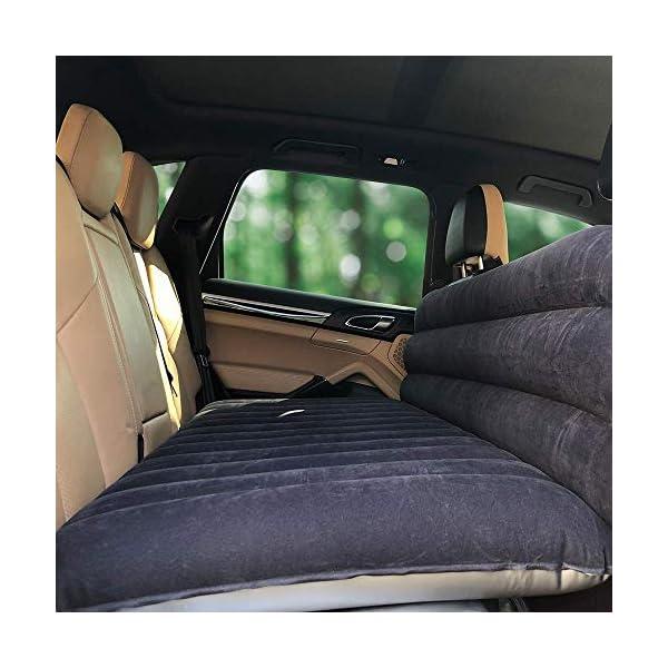 51U83c6CpqL QDH SUV Auto Luftmatratzen-Camping Aufblasbare Matratze-Aufblasbares Bett für den Auto-Rücksitz-Dickere Luftbett Auto…