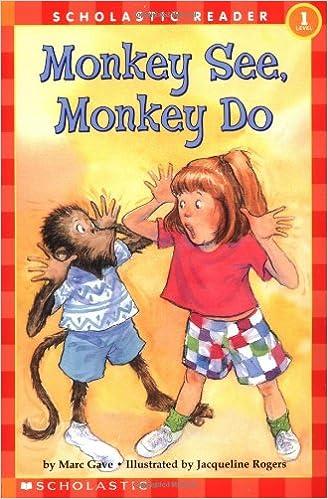 Monkey See, Monkey Do: Amazon ca: Marc Gave, Jacqueline