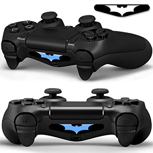 2pcs-LED-Light-Bar-Decal-Sticker-For-controller-PS4