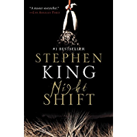 Night Shift book cover