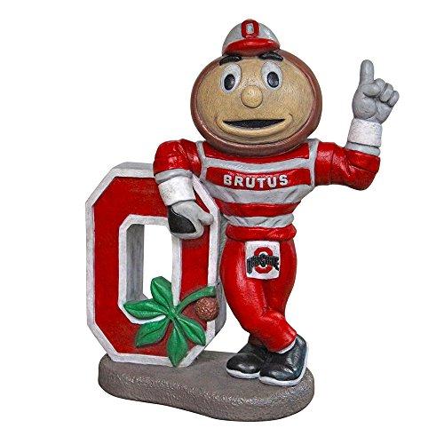 Stone Mascots – Ohio State University Brutus Buckeye College Stone Mascot